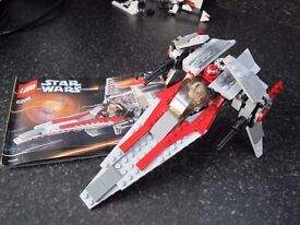LEGO STAR WARS 6205 7654 8015 £15 EACH - USED BUT IN GOOD CONDITION