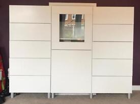 Reasonable offers please - Living Room Storage unit