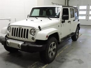 2017 Jeep WRANGLER UNLIMITED Sahara $357.28 Bi-Weekly For 72 Mon