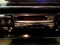 KENWOOD PRO 'PROPER' HIFI AMP surround-sound Receiver KRV-6060, Also have BLACK JAMO SPEAKERS & more