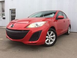 2011 Mazda MAZDA3 GX, SATELLITE RADIO, MP3 CD PLAYER.
