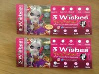 3 Wishes Faery Festival tickets