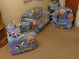 Childrens 3piece suite