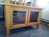 Table sideboard and tv unit
