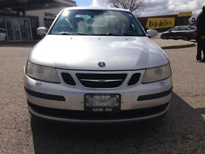 2005 Saab 9-3 Come on in and see this beauty! Linear Manual Kitchener / Waterloo Kitchener Area image 7