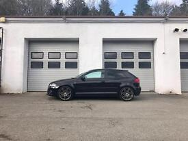 Audi A3 Black Edition Quattro, 170bhp. S-line 6speed manual. PLEASE READ!!