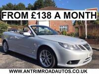 2009 SAAB 93 VECTOR 1.9 TID ** AUTOMATIC ** CONVERTIBLE ** FINANCE AVAILABLE **