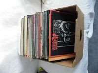 LARGE 72 LP RECORD VINYL COLLECTION PSYCHEDELIC HARD ROCK LATE 60S / EARLY 70S FAT MATTRESS FOX ETC