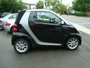 2008 Smart fortwo PASSION SEULEMENT 65994 KM DÉCAPOTABLE