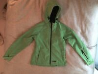 Women's Ski Jacket - TRESPASS - Green - Small