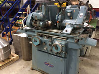 Jones & Shipman 1310 cylindrical grinder with internal spindle in vgc can be seen in Warrington