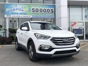 2018 Hyundai Santa Fe Sport 2, 4 L TA