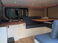 Vauxhall Vivaro SWB, 2009, 83k miles   Converted Campervan