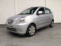 2004 KIA PICANTO 1.1 LX 5dr ** FULL YEARS MOT**