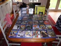 RELIVE YOUR YOUTH WITH THIS FANTASTIC PS2 SLIMLINE PACKAGE WITH 45 GREAT GAMES 3 CONTROLLERS FORFAR