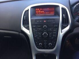 Vauxhall Astra Ecoflex with extras
