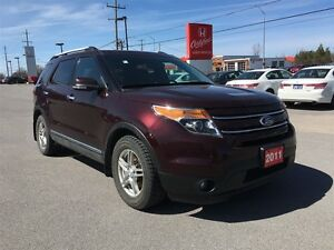 2011 Ford Explorer Limited 4D Utility V6 4WD