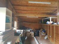 Outbuilding/ Summer house/workshop/Stables