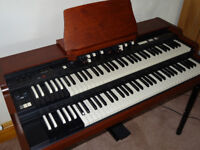 Hammond XK3 XLK-3 Pro System - with EXP 100F Expression Pedal, Stand and Cases