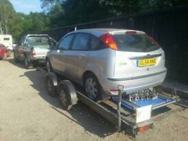 Ford Focus breaking only