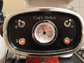 Silver Crest Coffee Machine Espresso Maker with Mils Frother