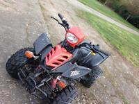 Road quad 200cc