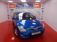 Hyundai i30 STYLE CRDI (FREE MOT'S AS LONG AS YOU OWN THE CAR!!) (blue) 2009