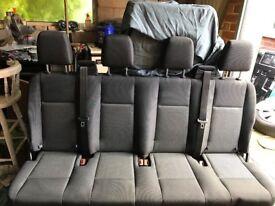 Transit van seats - brand new