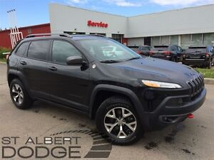 2015 Jeep Cherokee TRAILHAWK I V6 I 4x4 I Back Up Cam