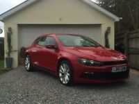2010 VW SCIROCCO TSI COUPE 160PS FULL VW SERVICE HISTORY