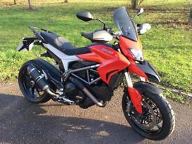 Ducati Hyperstrada 821 2015