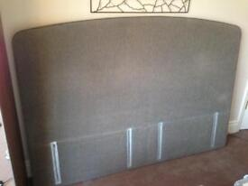 Headboard for super king size bed.