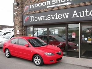 2007 Mazda MAZDA3 AUTO!!! FULLY LOADED!!! ALLOYS!!!