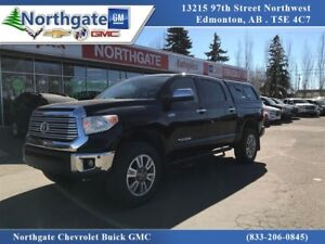 2015 Toyota Tundra Limited Crew Max 1 Owner, Navigation, Sunroof