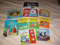 Used Children's Books suitable for age 3-6 years