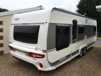 Fendt Caravan 650 Mayfair (2013) Like Hobby And Tabbert