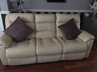Lazy boy reclining sofa - must go ASAP!!