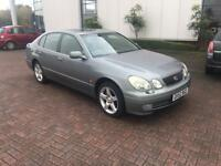 Lexus GS 300 gas converted Drives superb PX welcome