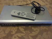 TOSHIBA SD-140ESB DVD PLAYER WITH REMOTE (FOR £15)