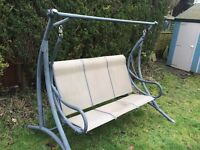 3 seater Swing Seat for Garden