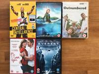 DVD Movies (Various)