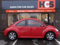 Volkswagen Beetle 1.6 Luna - 1 Year MOT, Warranty & AA Cover Included