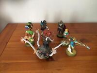 8 Zelda Amiibo Figures