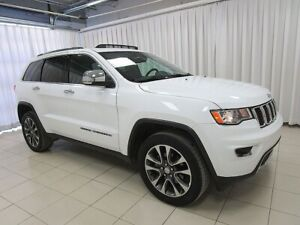 2018 Jeep Grand Cherokee TEST DRIVE TODAY!!! LIMITED 4x4 SUV w/