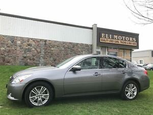 2011 Infiniti G37 LUXURY PKG.AWD.REAR VIEW CAMERA.BLUETOOTH.LEAT