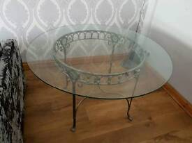 Lovely 4ft dining table.