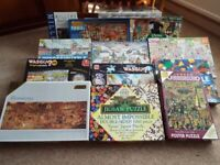 QUANTITY OF JIGSAW PUZZLES