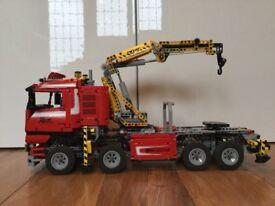 Lego Technic #8258 Crane Truck