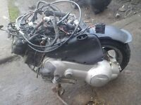Vespa et4 engine for sale