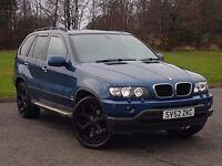 BMW X5 3.0L DIESEL AUTO